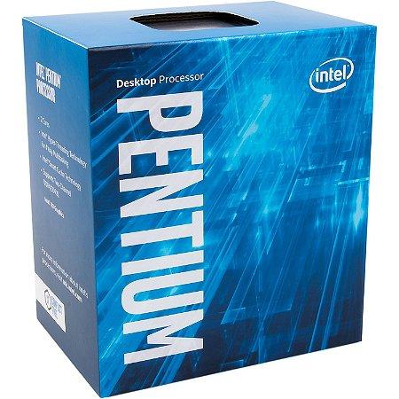 Processador Intel Pentium Dual Core G4560 3.50 3Mb LGA 1151 54W Kabylake BX80677G4560