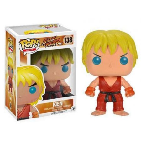 Funko Pop! Ken -  Street Fighter
