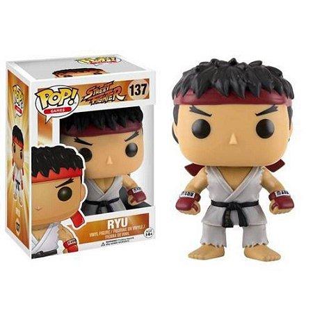 Funko Pop Ryu - Street Fighter