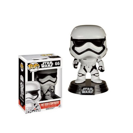 Funko Pop! First Order STORMTROOPER - STAR WARS VII 66