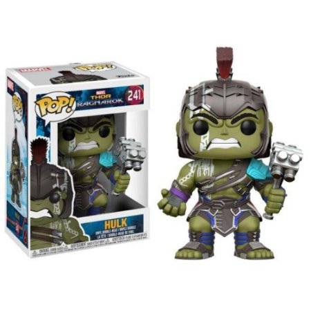 Funko Pop! Hulk - Thor: Ragnarok -  Marvel