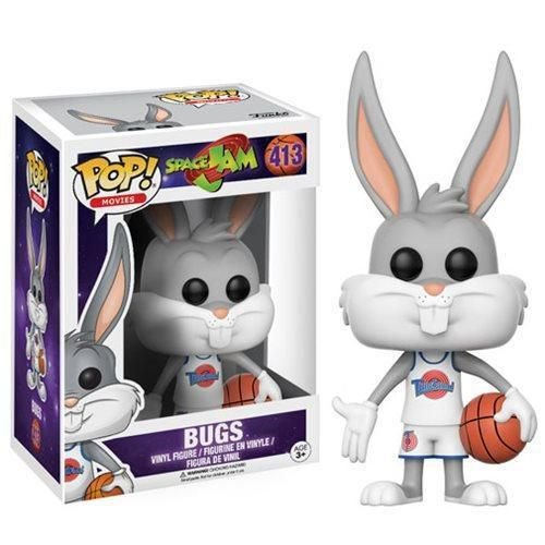 Funko Pop Movies Space Jam Pernalonga - Bugs Vinyl Figure - 413