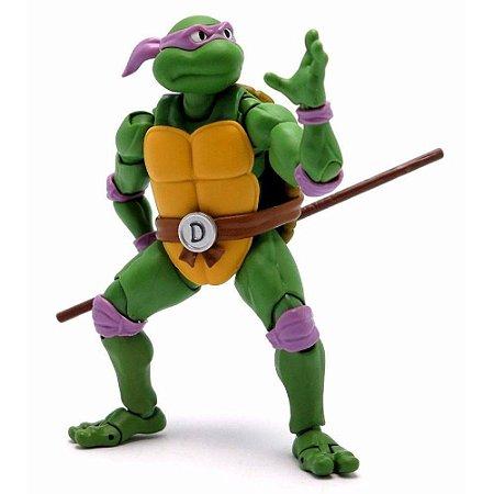 Donatelo - Tartarugas Ninja Tmnt S.h.figuarts Bandai