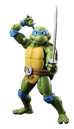 Leonardo - Tartaruga Ninja - S.H.Figuarts - Bandai