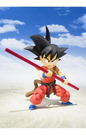 Kid Goku - S.h. Figuarts Dragon Ball Z Bandai