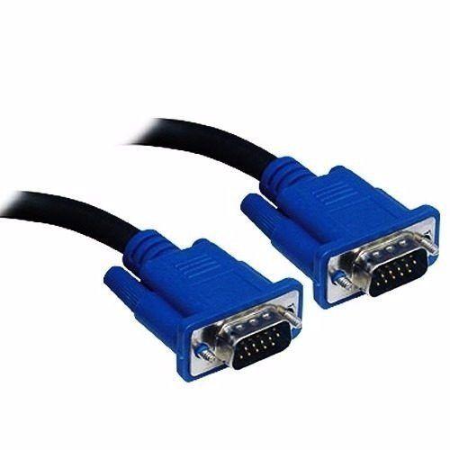 Cabo VGA Exboom HDB15M Para Monitor - 1.5 Metros
