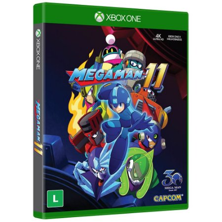 Mega Man 11 Xbox One BR - Cp2446on