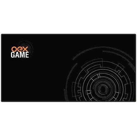 Mousepad Gamer Antiderrapante Extra-grande 79,5 X 40 cm Big Shot OEX MP303
