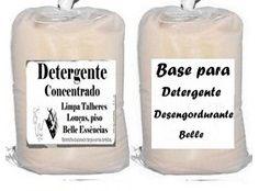 Produtos de Limpeza Detergente Concentrado 50 lt cada