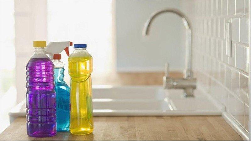 Detergente Concentrado Neutro faz 120 Lts