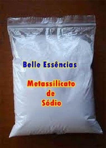 Metassilicato de Sódio 1 kg