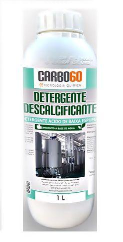 Detergete Desengordurante sem Soda faz até 50 Lts (bio)