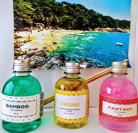 Aromatizador de Ambiente Perfume total 270 ml