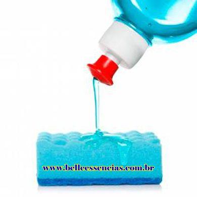 Detergente neutro Concentrado  faz 50 litros