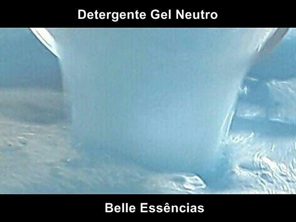 Detergente Gel Neutro 50 litros
