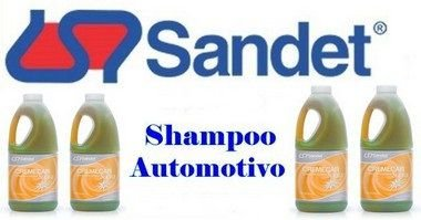 Shampoo Automotivo Especial Siliconado 800 litros