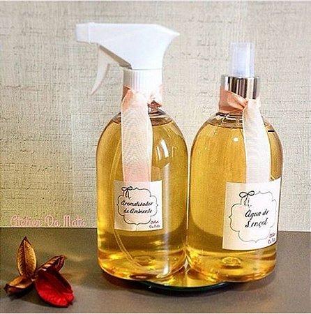 Água de Lençol Perfumada 1000 ml com bico