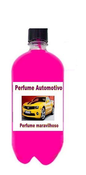 Perfume Automotivo 1 litro