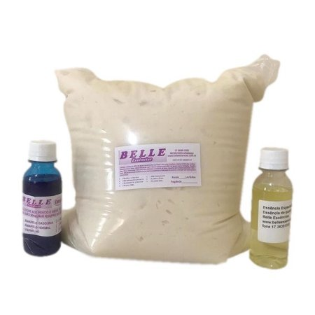 Sabão líquido concentrado Base faz 400 litros kit