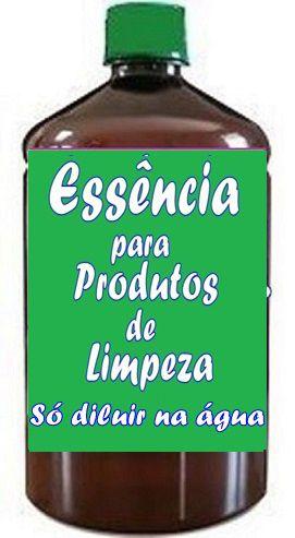 Distribuidora de produtos de limpeza atacado Essência Capim Limão 100ml
