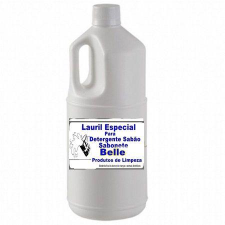 Lauril Especial para Espumar Detergente,Sabão,Sabonete 2 Litros