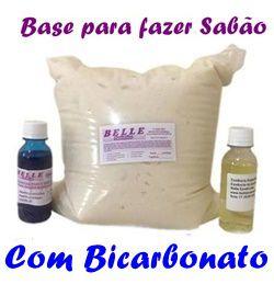 Sabão Líquido para Lavar Roupas C/ Bicarbonato faz 150 Lts
