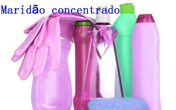 Maridão Multiuso Detergente Concentrado 100 Lts Perfumado
