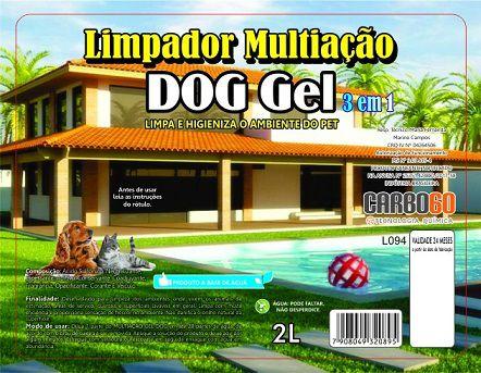 Produto de Limpeza Xixi de Cachorro faz 20 lts Perfumado