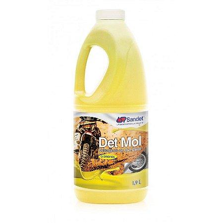 Shampoo Desengordurante para Carro,piso 200 litros