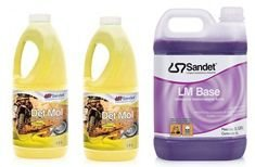 Shampoo Automotivo 400 Lt e LM Ativado 200 Lts