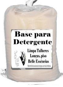 Base Pronta para Detergente Líquido faz 175 Lts
