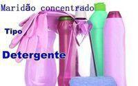 Base para Detergente Multiuso líquido faz 200 litros
