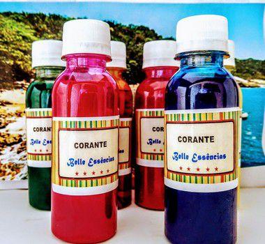 Corante a Base de Água para Desinfetante140 ml