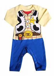 Macacão Woody Toy Story