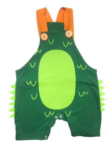 Jardineira Dinossauro