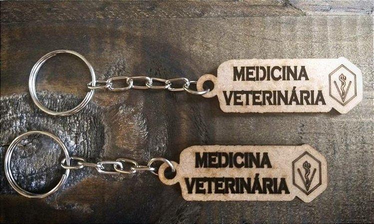 Chaveiro Medicina Veterinária