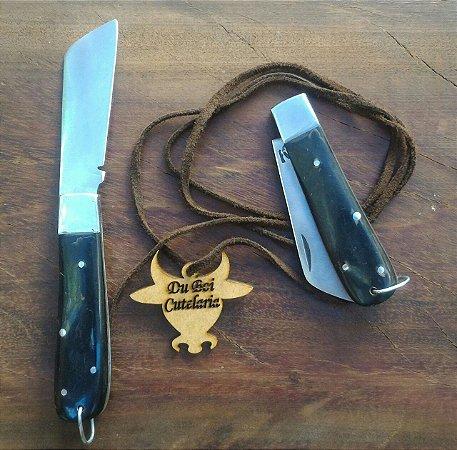 Canivete Tradicional Cabo de Chifre