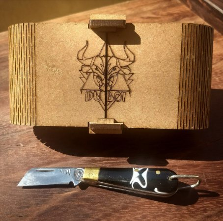 Caixa Personalizada/ Porta-Canivete