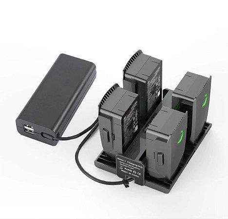 Hub Carregador de Bateria DJI Mavic 2 Pro/Zoom