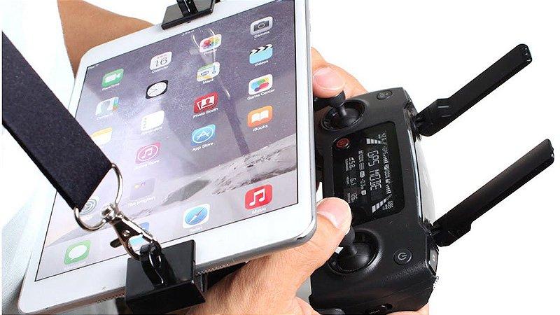 Suporte de Controle p/ tablet Mavic Pro/Air/2/Spark