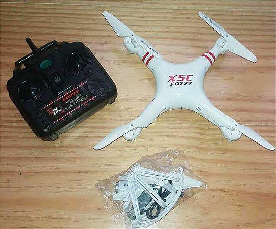 Mini Drone com Câmera X5C-1