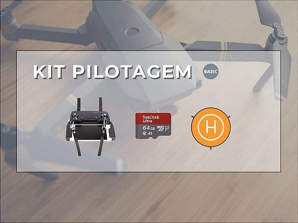 Kit de Acessórios Básico - Piloto Mavic Series