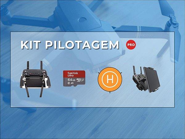 Kit de Acessórios Pro - Piloto Mavic Series