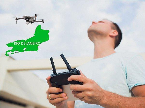 Curso de Pilotagem de Drones - RJ