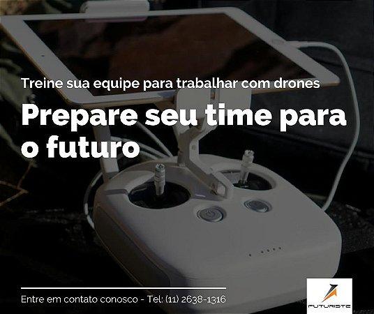 Pacote todos Cursos de Drone-70 horas