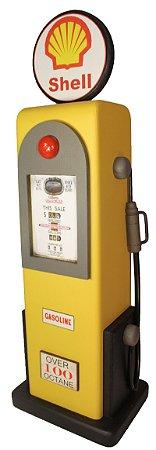 Cofre Bomba Gasolina Shell