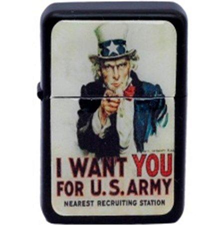 Isqueiro U. S. Army