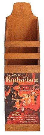 Porta espetos Bud
