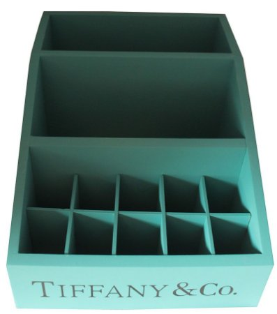 Porta maquiagem Tiffany