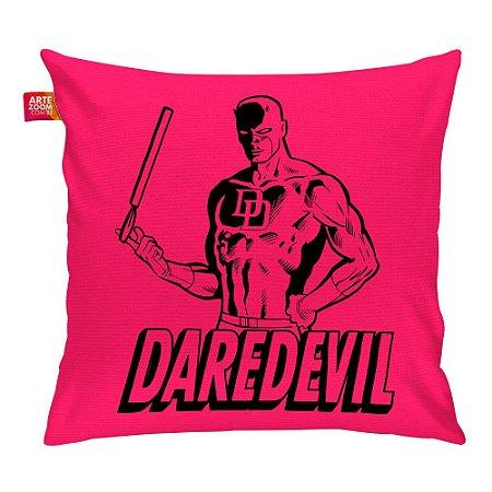 Almofada Demolidor (Daredevil) 01 Pink 35x35cm
